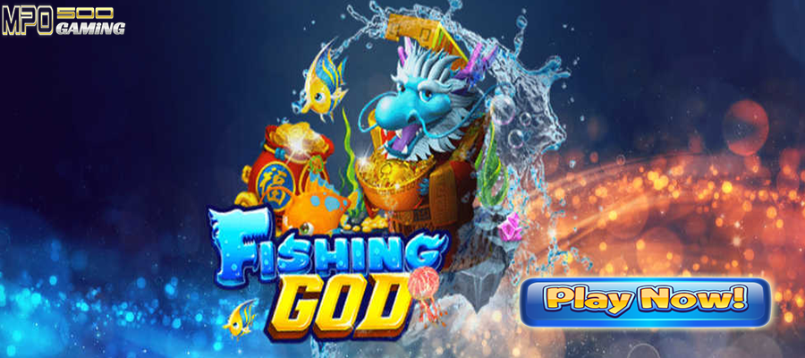 Fishing God online